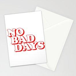No Bad Days 2 Stationery Cards