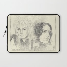 Magick Lives Forever Laptop Sleeve