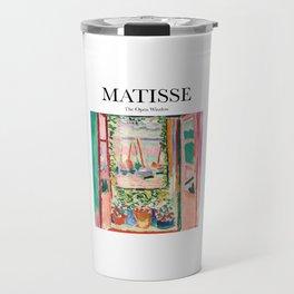 Matisse - The Open Window Travel Mug