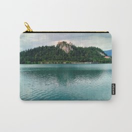 The Magical Lake Bled (Slovenia) Carry-All Pouch