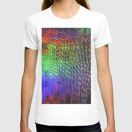 Rainbow Skin 3 T-shirt