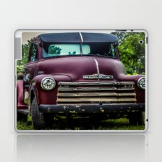 Vintage Old Truck 1950's Laptop & iPad Skin