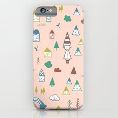 A PLACE BEYOND THE WOODS iPhone 6s Slim Case