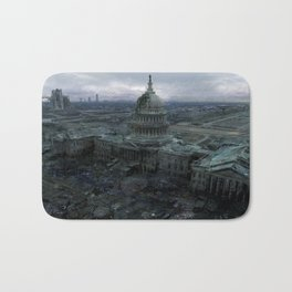 Fallout 3 Capitol Building Bath Mat