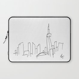I Dream Of A Different Skyline Laptop Sleeve