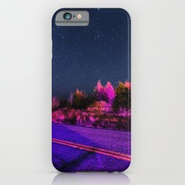 Emergency Skies iPhone Case