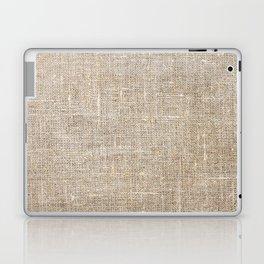Len Sack Fabric Texture Laptop & iPad Skin