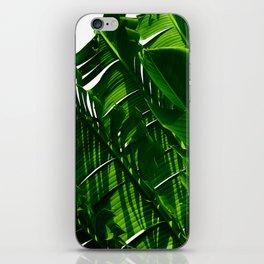 Green Me Up iPhone Skin
