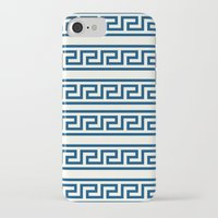 greek iPhone & iPod Cases featuring Greek II by Mr and Mrs Quirynen