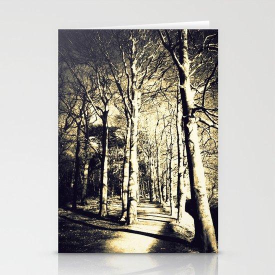Awakening Light  Stationery Cards