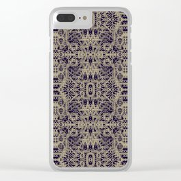 Mavrodaphne Clear iPhone Case