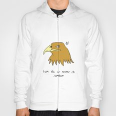 The Eagle and England Hoody