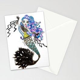 Sirena Von Boo - Monster High Stationery Cards