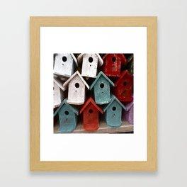 My house is my castle Framed Art Print