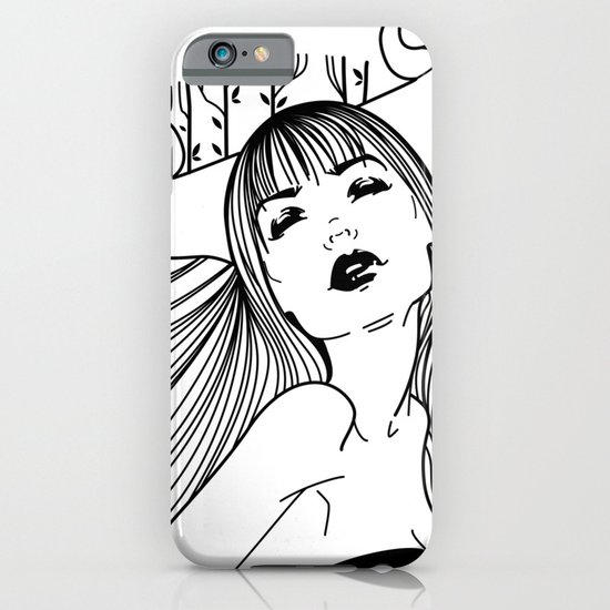 Misty Mornings iPhone & iPod Case