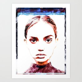 Yîsha Art Print