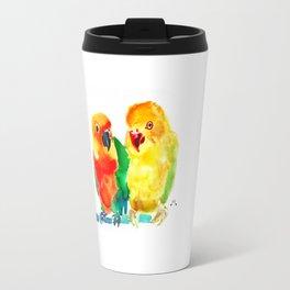 Watercolor 5 Travel Mug