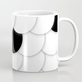 Black & White Coffee Mug
