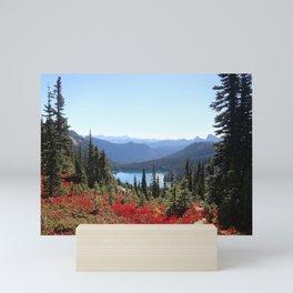 Autumn in the PNW Mini Art Print