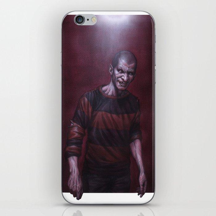 Jeffrey Darkside iPhone Skin
