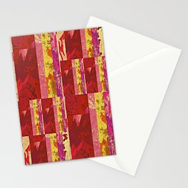 Rose Collage 97 Stationery Cards