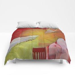 Pueblo Comforters