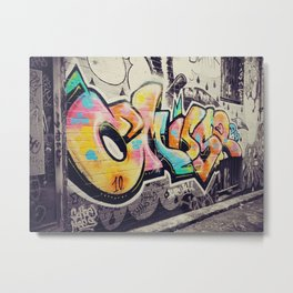 Melbourne Talent Metal Print