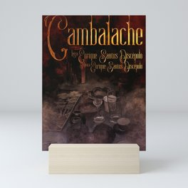 Cambalache Mini Art Print