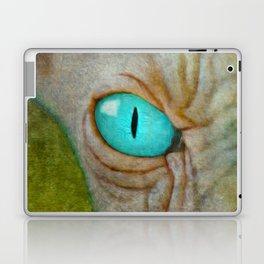 Sphynx Stare Laptop & iPad Skin