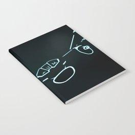 TRON LIGHT JET Notebook