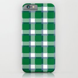 Saint Columba's Iona kilt iPhone Case