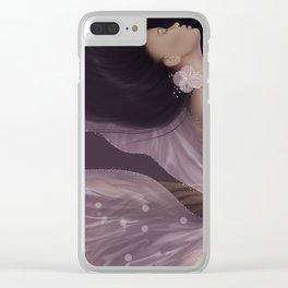 Powder Clear iPhone Case