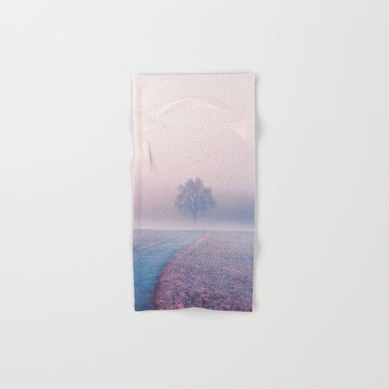 Pastel vibes 02 Hand & Bath Towel