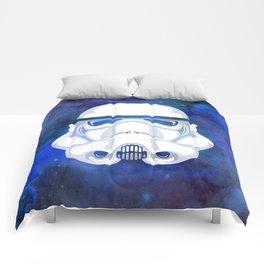 Trooper Blue Comforters