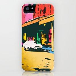 Colortown iPhone Case