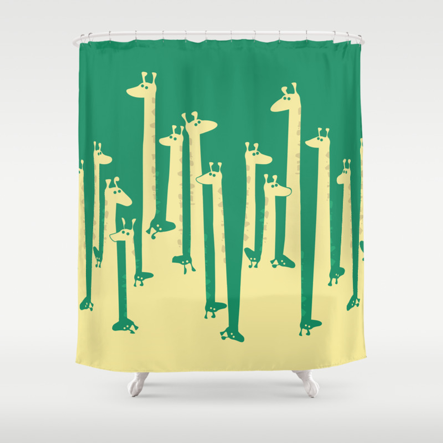 Such A Great Height Shower Curtain