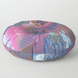 Soaring Pedastal Floor Pillow
