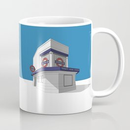 Trinity Road (Tooting Bec) Coffee Mug