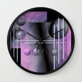 liking geometry -1- Wall Clock