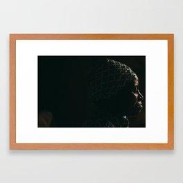 L U M I N O U S Framed Art Print