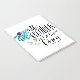 all creatures Notebook