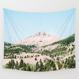 Happy Mountain #society6 #decor #buyart Wall Tapestry