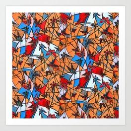 Butterflies Nest          #society 6  #buy art  #decor Art Print