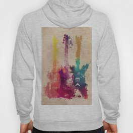 guitars 2 Hoody