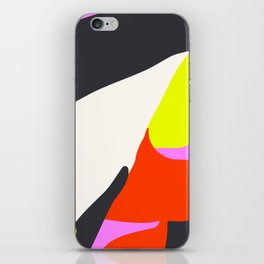 Blind Neon iPhone Skin