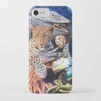 cookie iPhone & iPod Cases featuring Cookie by John Turck