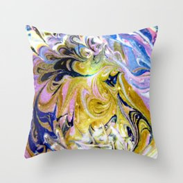 Cake Art-1 Throw Pillow