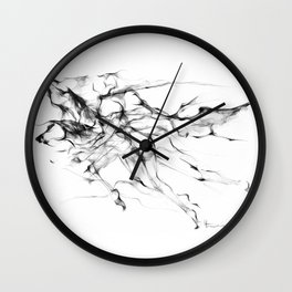 cool sketch 152 Wall Clock