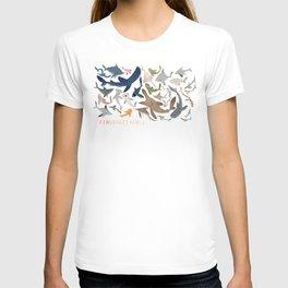 "FINconceivable Still ""Sharks"" T-shirt"