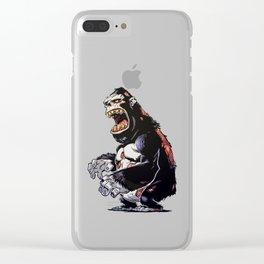 ZomBape Clear iPhone Case